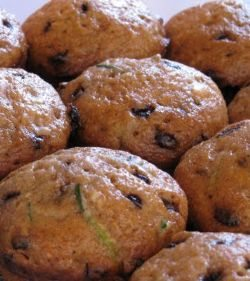 sugar-free-chocolate-chip-muffins