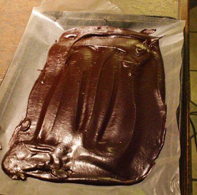 how to make sugar free chocolate chips