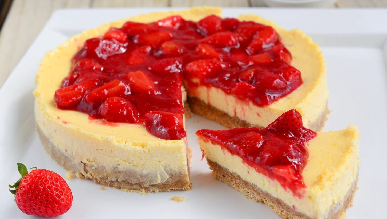Sugar Free Strawberry Cheesecake Sweetsmarts